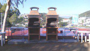 Barbacoa Camping Canyelles
