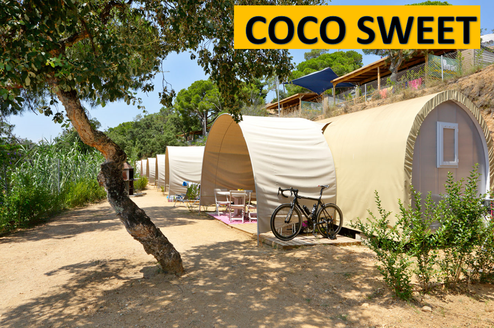 Coco Suite Camping Cala Canyelles